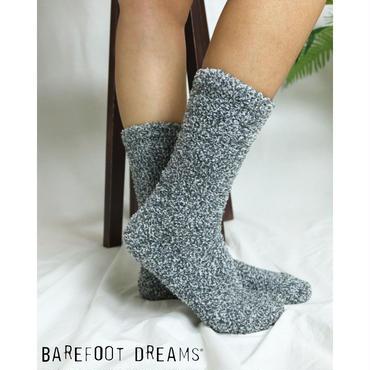 BAREFOOT DREAMS COZY CHIC WOMEN`S HEATHERED SOCKS コージーシックソックス