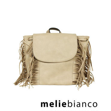 melie bianco Emma Fringe Mini Backpack