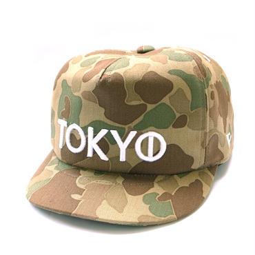 TONBOWのTOKYO CAP (LIGHT CAMO)
