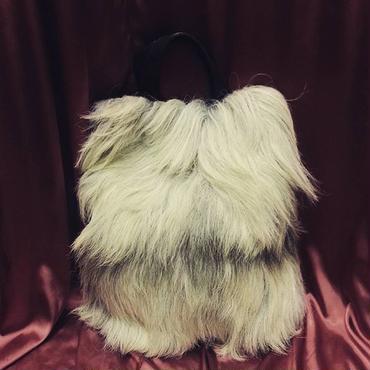 AGNES NORDENHOLZのファーバッグ