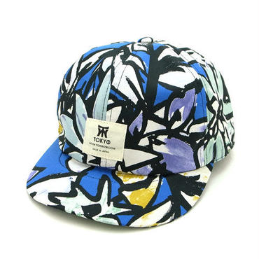 TONBOWの PAINT FLOWER CAP