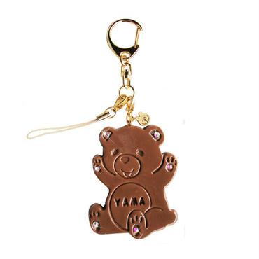 Promise Bear|ビターチョコキーホルダー