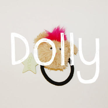 DOLLY hair pony