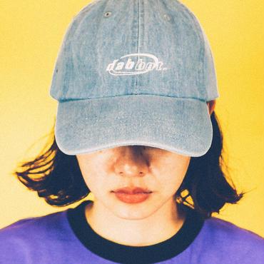 mini logo baseball cap (denim)