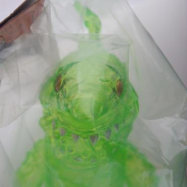 JETTURRE:WF16夏 カイサンダー グリーンクリア成型