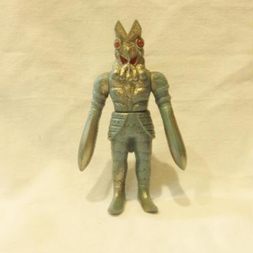1983年製 バンダイ ミニソフビ バルタン星人