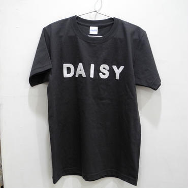 DAISY FELT LETTERED T SHIRT