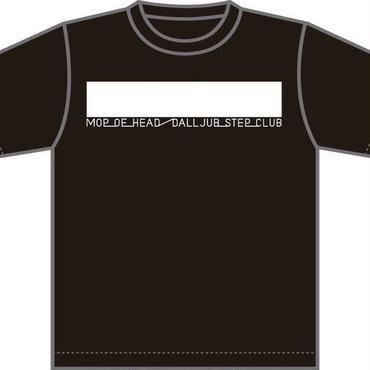 DALLJUB STEP CLUB×MOP of HEAD T-shirts