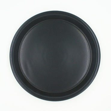 【CP001bk】CHIPS plate. MAT black