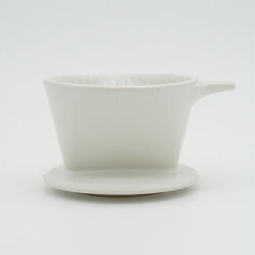 【AP006wh】Ancient Pottery DRIPPER white