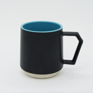 CHIPS mug. TWO-TONE black-sky