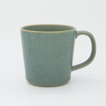 【M025】パンとごはんと... セラドングリーンの器 MUG CUP