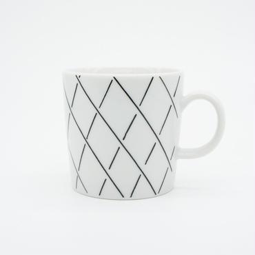 【S001ck】SOROI Draw MUG CUP check
