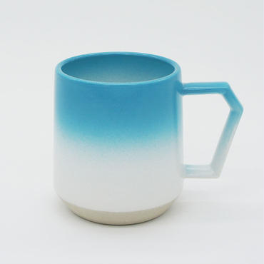 【C007】CHIPS mug. PREMIUM white-sky sprey