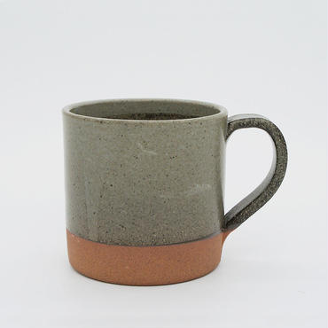 【B001gy】BRICKS MUGCUP gray