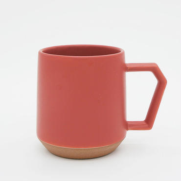 【C001rd】CHIPS mug. MAT red