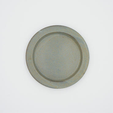 【AP002gy】Ancient Pottery PLATE S gray