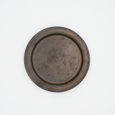 【AP002br】Ancient Pottery PLATE S brass