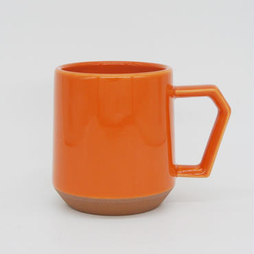 【C011】CHIPS MUG SOLID COLOR orange