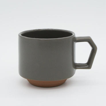 【CS001gr】CHIPS stack mug. MAT gray