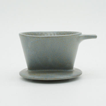 【AP006gy】Ancient Pottery DRIPPER gray