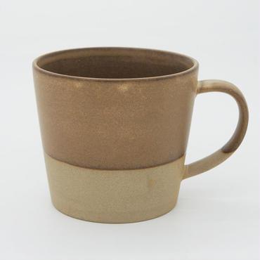 【パンとごはんと...】MUG CUP brown