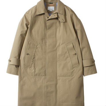 ナナミカ  GORE-TEX® Single Trench Coat ベージュ