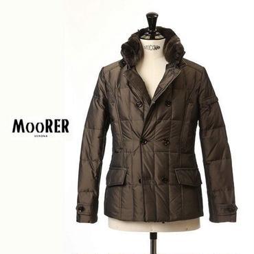 MOORER  SIRO KM  MARMOTTA / モカブラウン