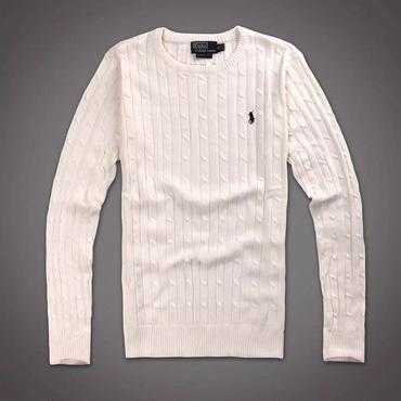 ホワイト 新作ポロ・ラルフローレンスウェット 男女兼用 刺繍ロゴ インナーアウター両用