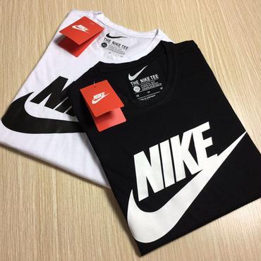 ナイキtシャツ 人気半袖 メンズファッション レディースファッション ペアルック用 ホワイト ブラック 2色