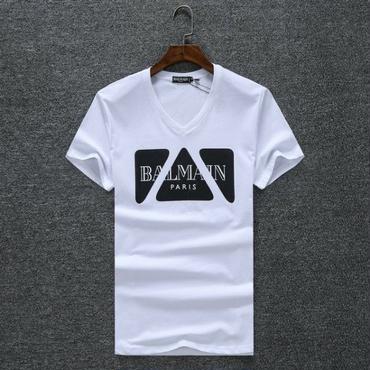 バルマンTシャツ メンズ用 アウターウェア インナー オシャレ 人気美品 可愛い レディース 3色選択 トップス