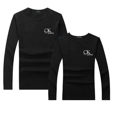 ブラック 秋新作カルバンクライントレーナー Calvin Klein長袖シャツ 男女兼用 高品質 トレーナー スウェット トップス