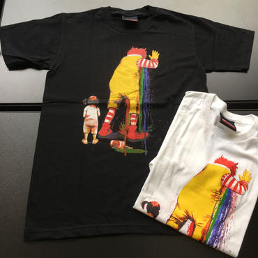 4X マッ◯ピエロ Tシャツ