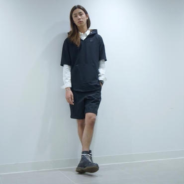 DAZZLE フードTシャツ