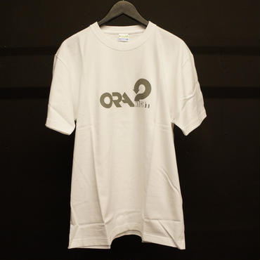 Oraora★Night T-Shirt White