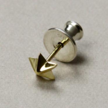studded star pierce K18 S
