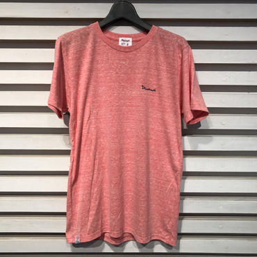 D16SS-006《Crew Neck Logo Tshirt》C/# PINK