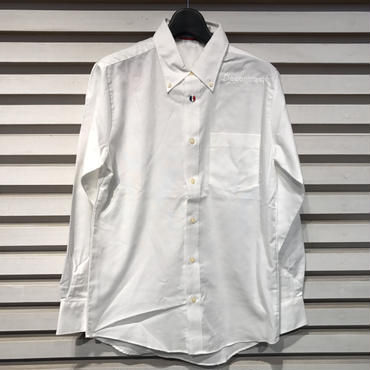 D15-SH-001 《Oxford Y Shirts》C/# WHITE