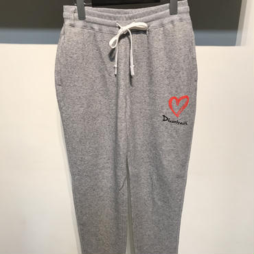 D17018《Sweat Pants》C/# GRAY