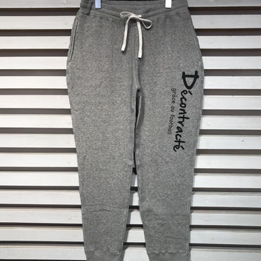 D16AW-003《Long Sweat Pants》C/#  GRAY