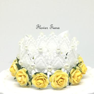 Flower Tiara【YELLOW】