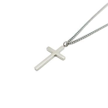 クロスネックレス CROSS NECKLACE 45cm / 55cm サージカルステンレス