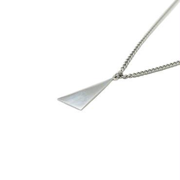 三角形ネックレス TRIANGLE NECKLACE 45cm / 55cm サージカルステンレス
