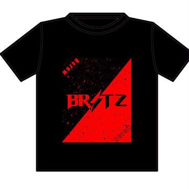 【50枚限定】BRITZ  Bcrew T-シャツ 推しメンからの手紙付き  ※Lサイズのみ