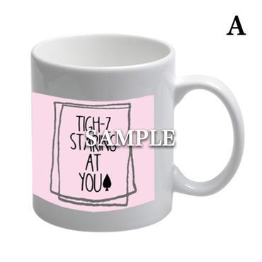 Amuプロデュース Tigh-Z スペシャルマグカップ