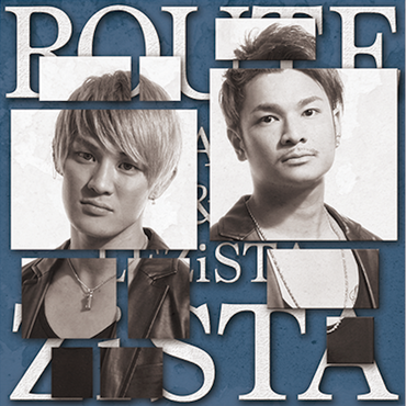 ZiSTA 1st CD [ROUTE]