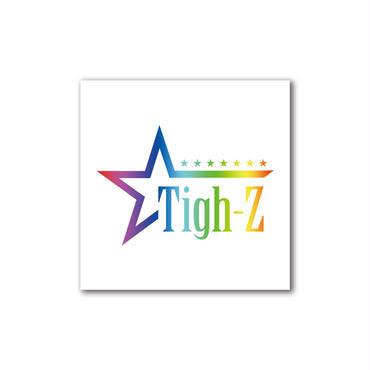 Tigh-Z ロゴステッカー 5枚セット