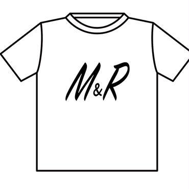【超先行予約】M&R Tシャツ ※超先行予約特典あり