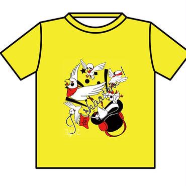 SHOTAプロデュース!! Tigh-Z マジカルTシャツ メンバー全員 お手紙付き※通販特典あり
