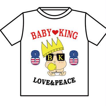 マーチンプロデュース!! BABY KING Tシャツ ※通販限定手紙付き